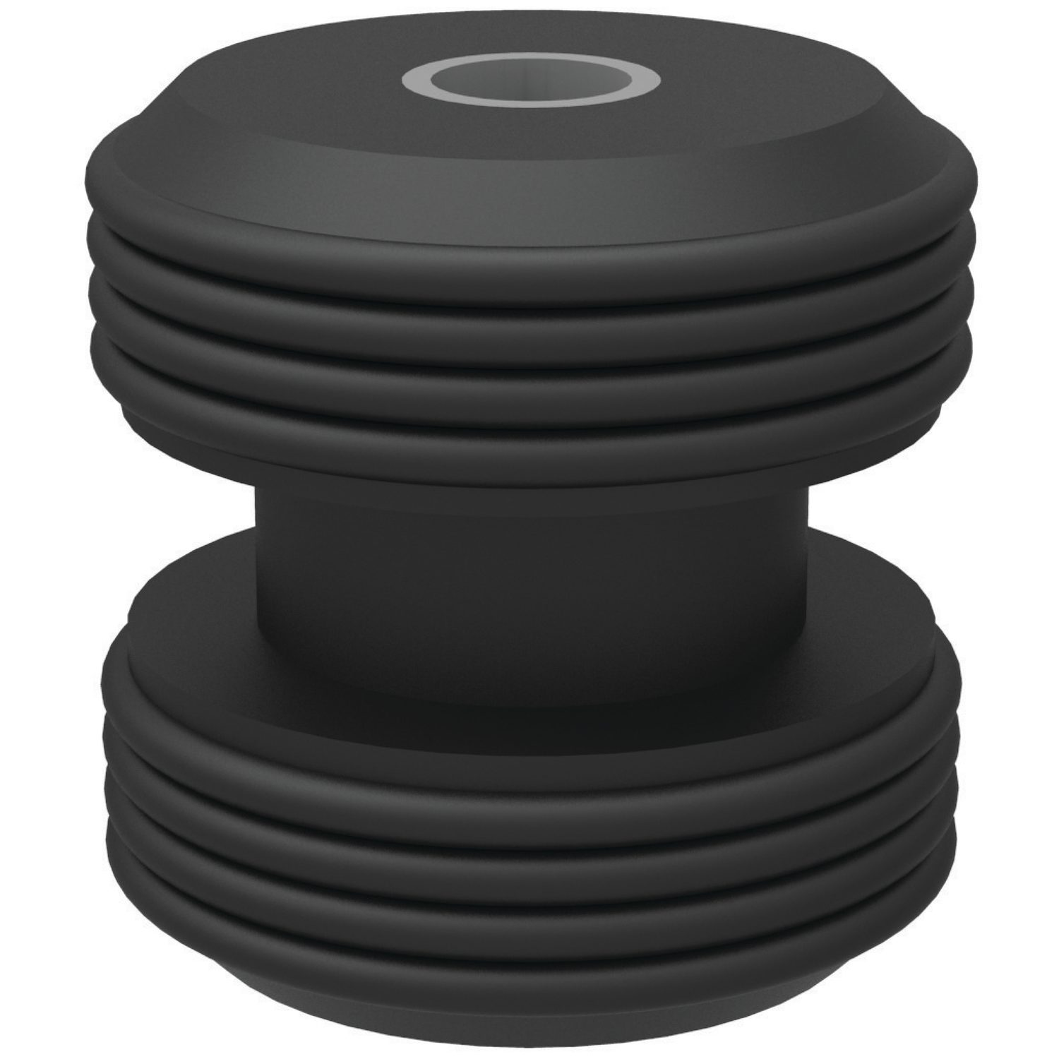 Anti-vibration Bushes This anti-vibration mount is ideal for applications of major dynamic loads where movement control is necessary.