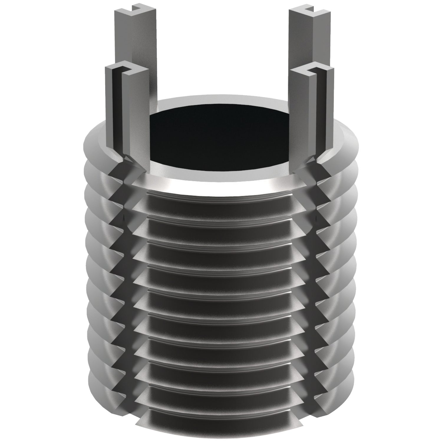 Thread Inserts - Heavy Duty Heavy duty thread inserts made from A2 stainlesss steel or steel with a phosphate finish. Easy to install.