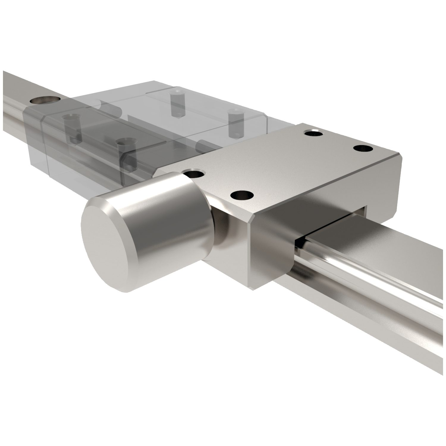 Manual Clamps for Miniature Rail
