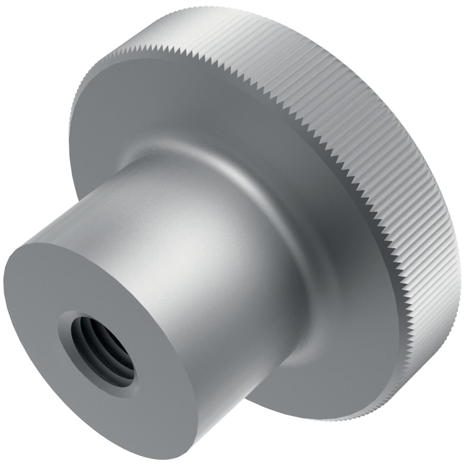 Knurled Thumb Nuts Thumb nuts are available in a wide range of shapes, sizes and material. For our full range, please click here.