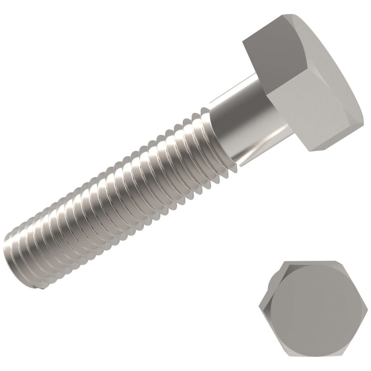 Hex. Head Bolts