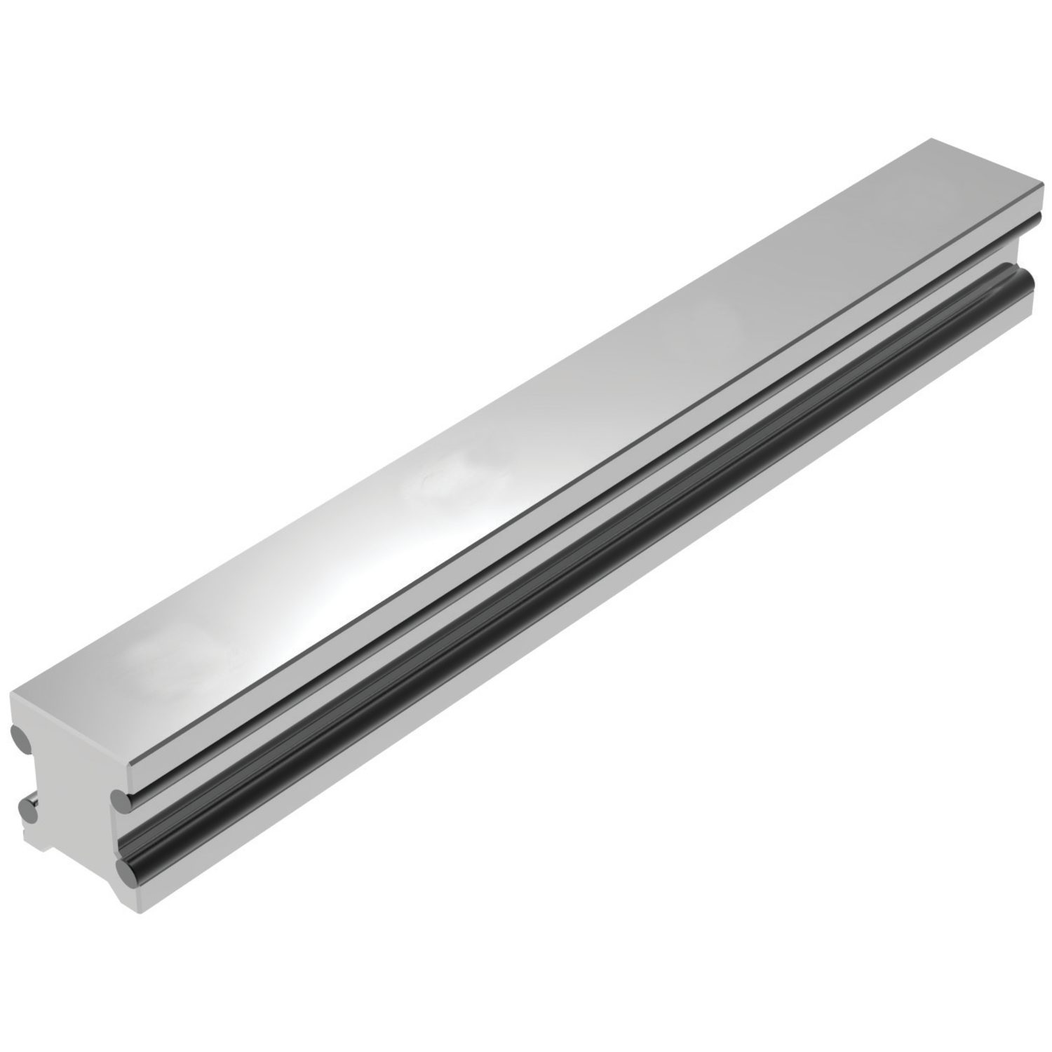 L1018.15 - 15mm Aluminium Linear Guide Rail