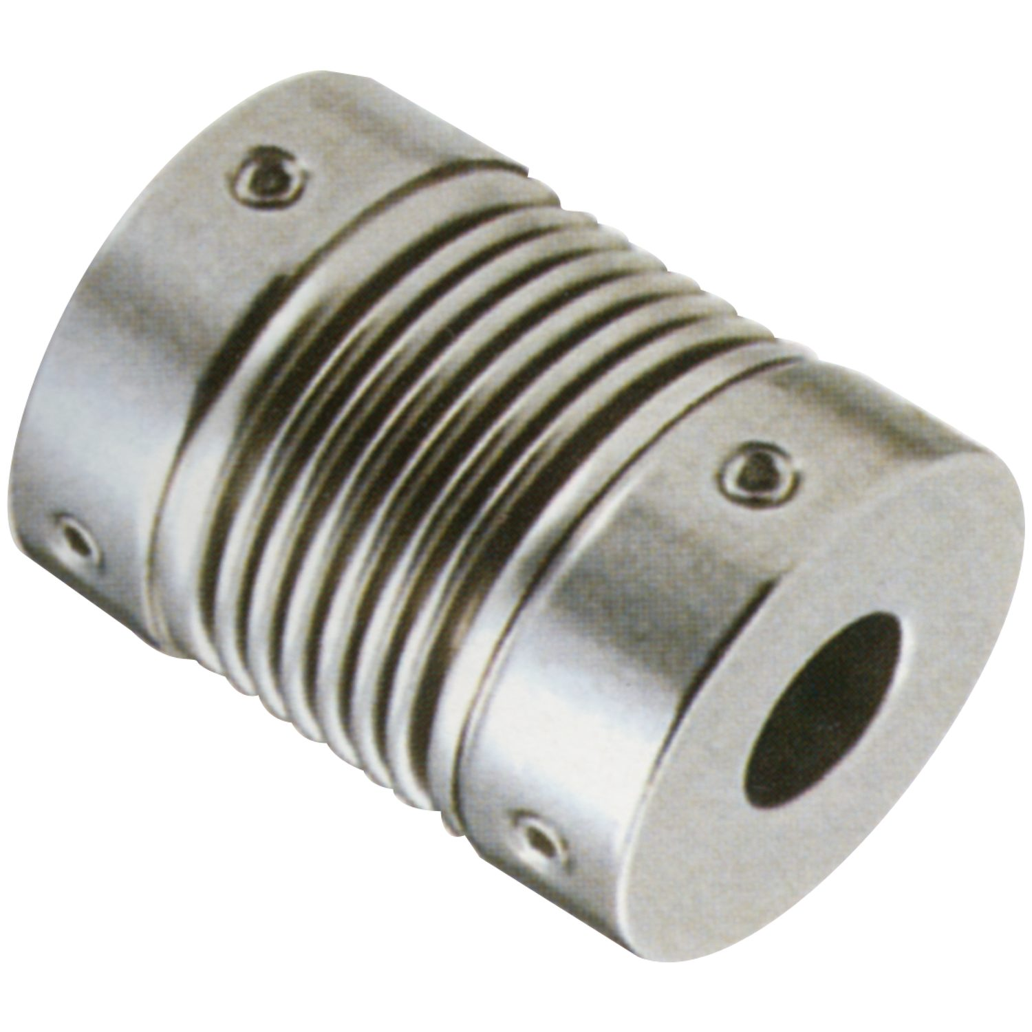 R3011 - Full Bellows Coupling - Stainless Steel
