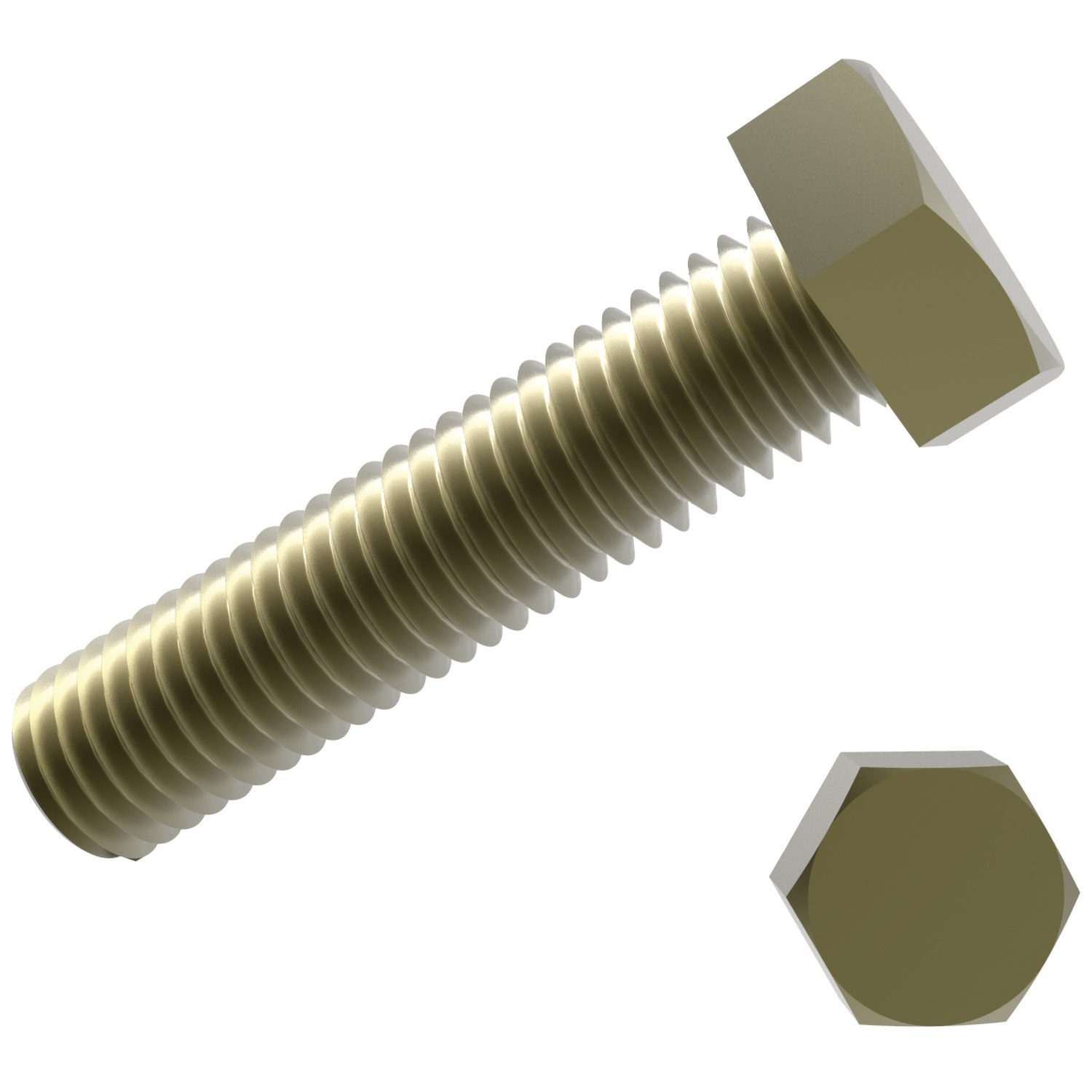 P0260.BR - Hexagon Head Set Screws