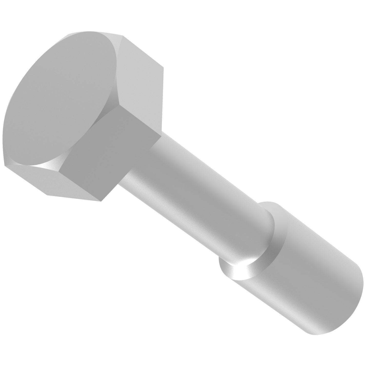 P0158 - Captive Hex Bolts