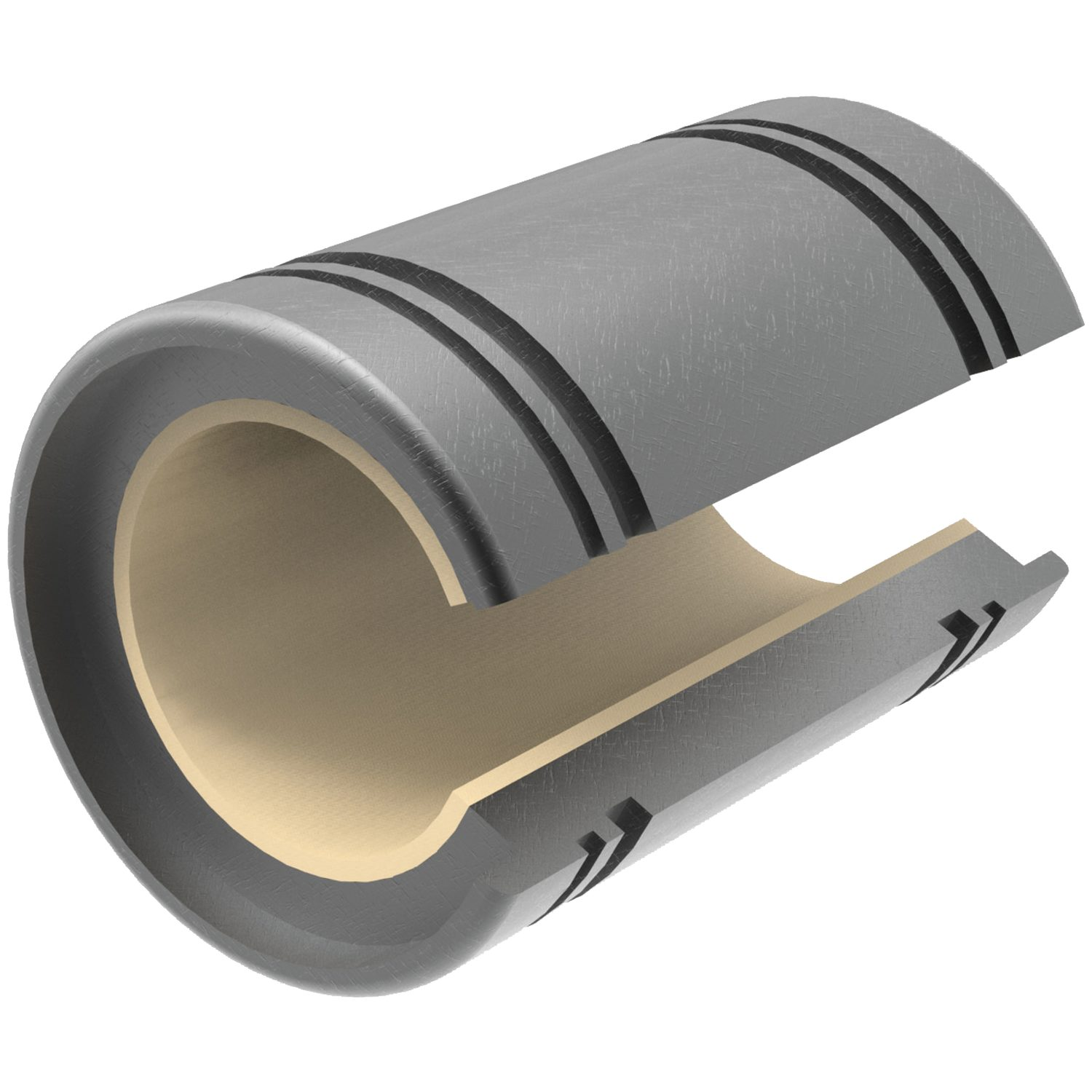 L1767 - Ceramic Open Linear Bearings