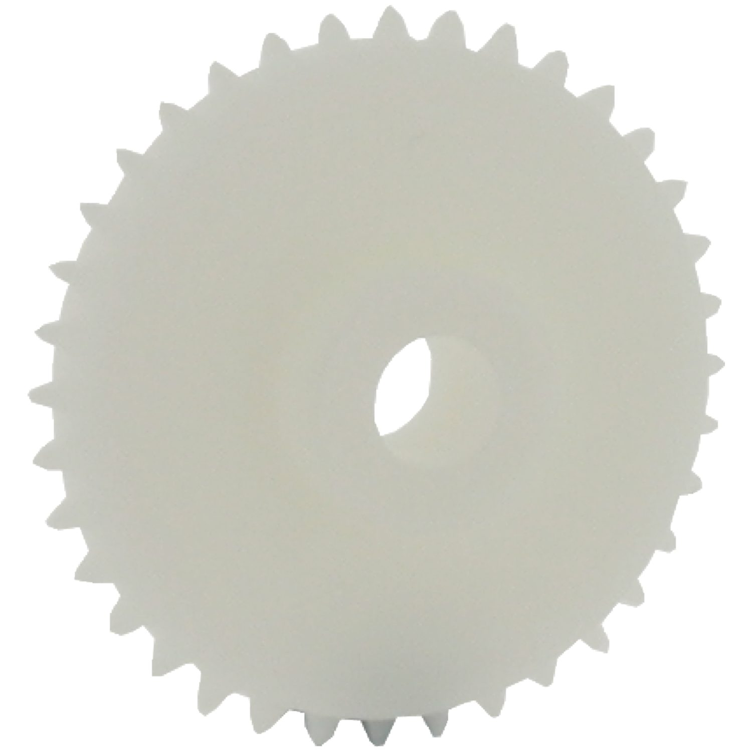 R1058 - Chain Sprockets - acetal, pin hub
