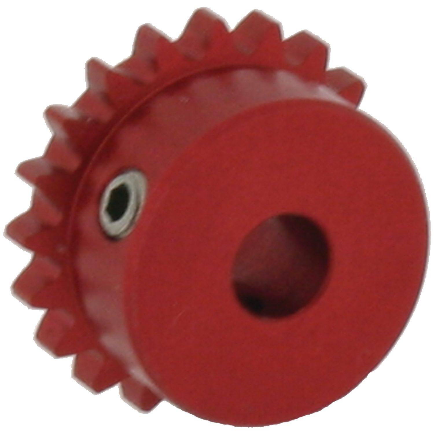 R1066 - Chain Sprockets - aluminium, pin hub