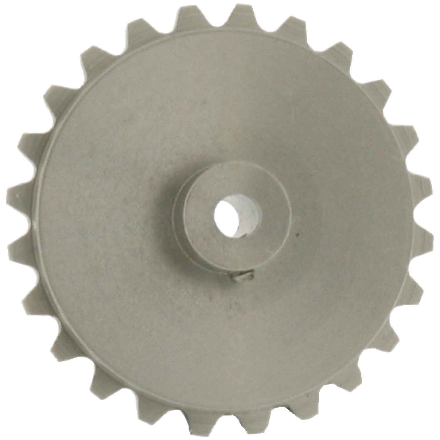 R1071 - Chain Sprockets - aluminium, pin hub