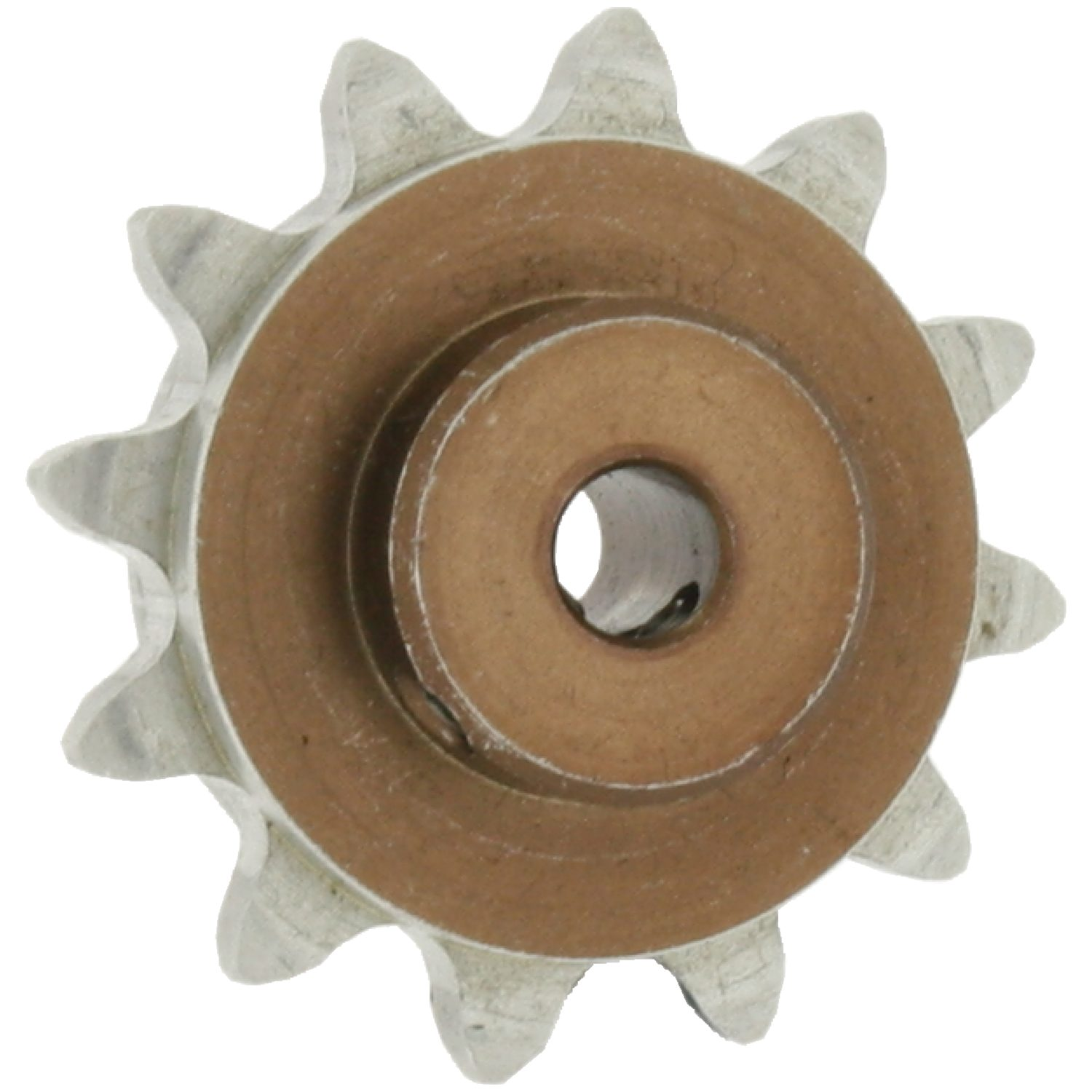 R1081 - Chain Sprockets - aluminium, pin hub