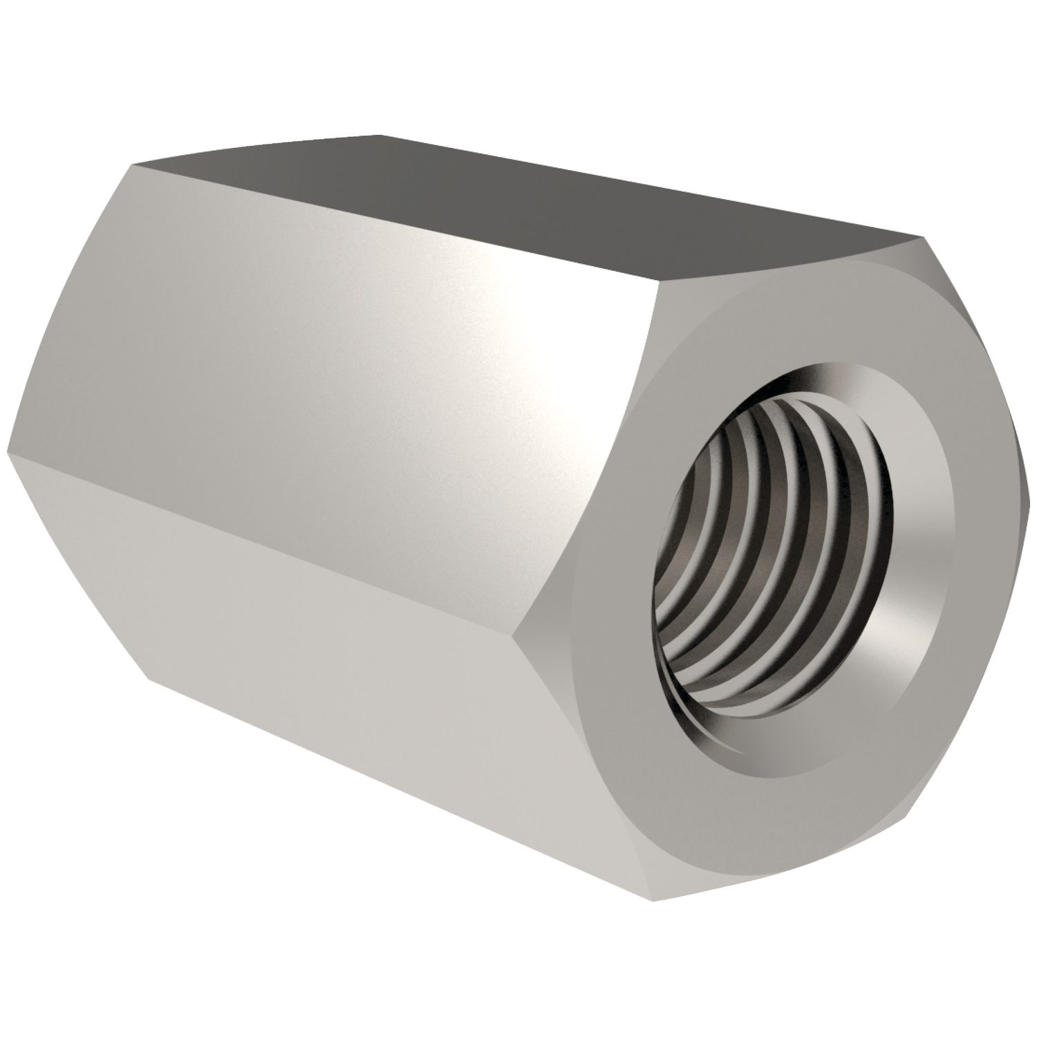 Hexagonal Coupler Nuts