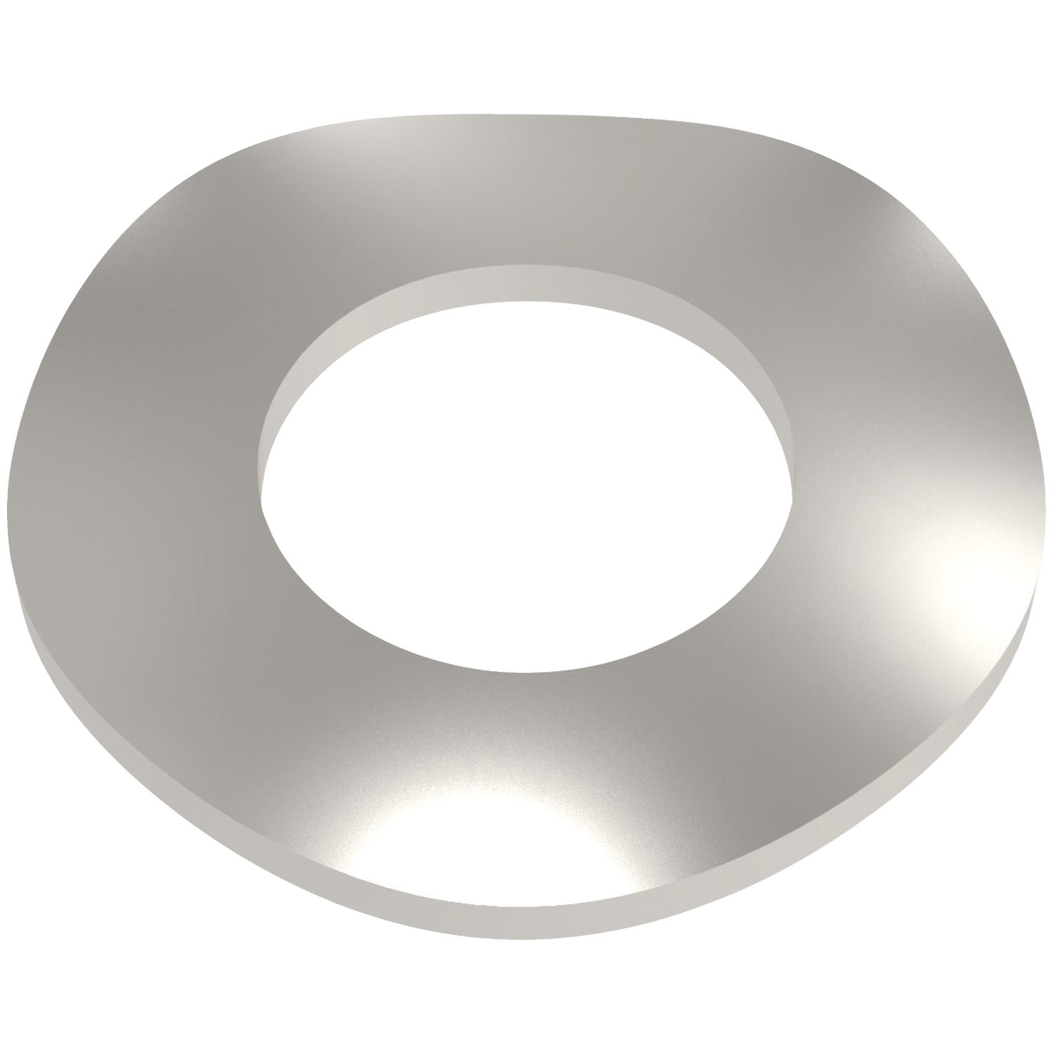 Product P0368.CU, Crinkle Washers Copper /