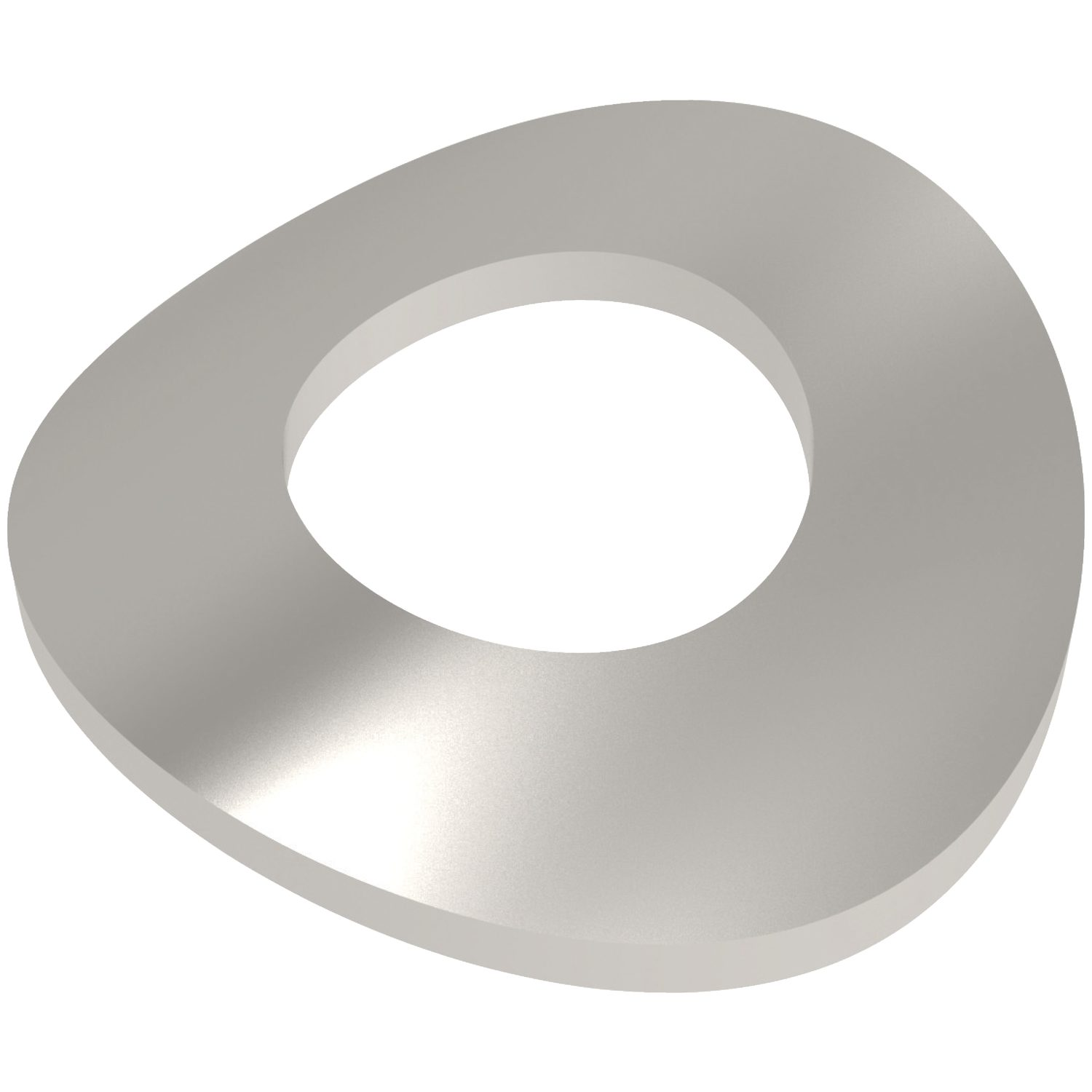 Product P0360.ZP, Curved Spring Washers Steel - znc-plated /