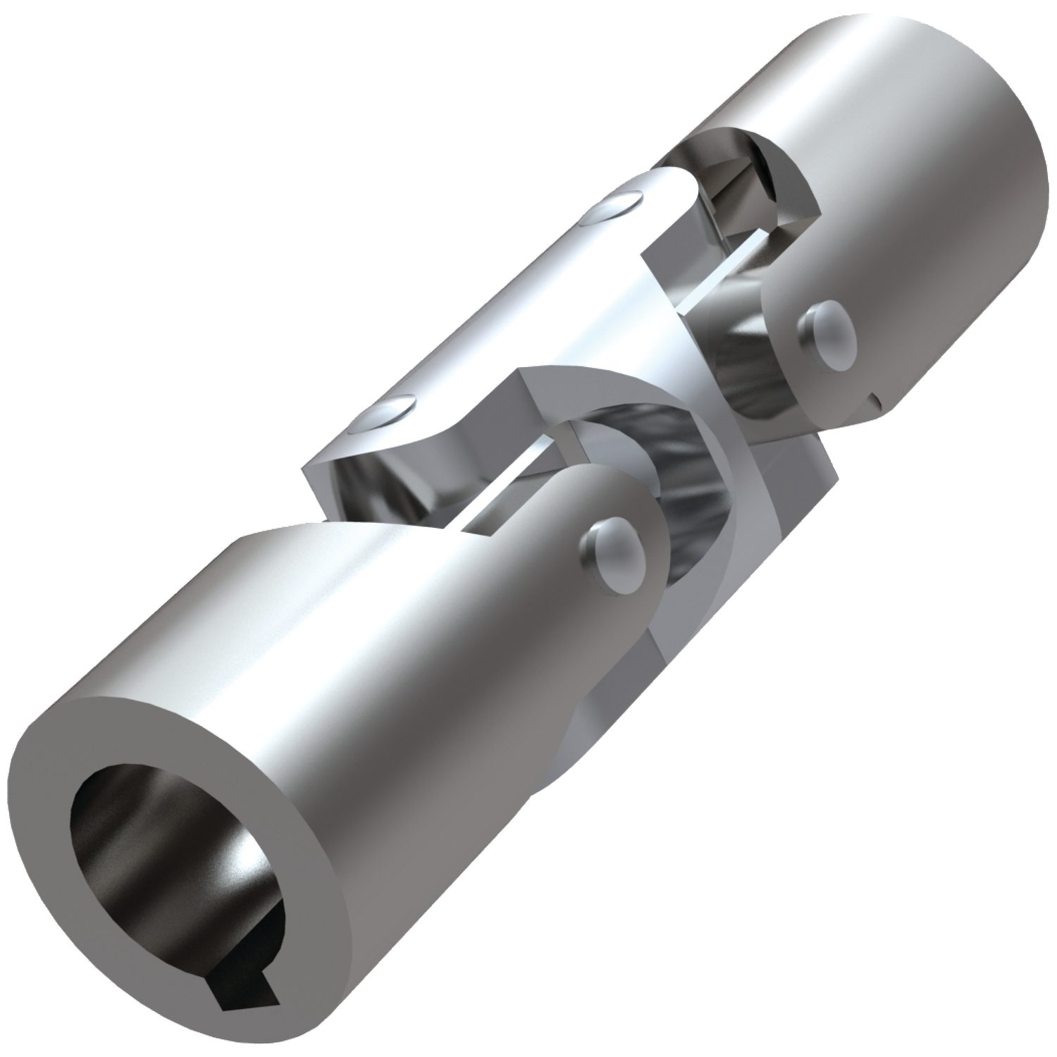 R3696 - Stainless Double Universal Joint