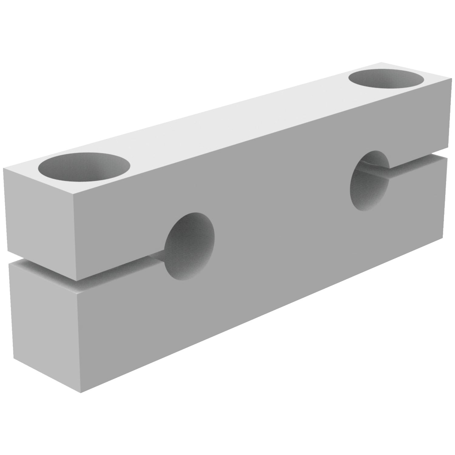 L1760 - End Blocks for Twin Shafts