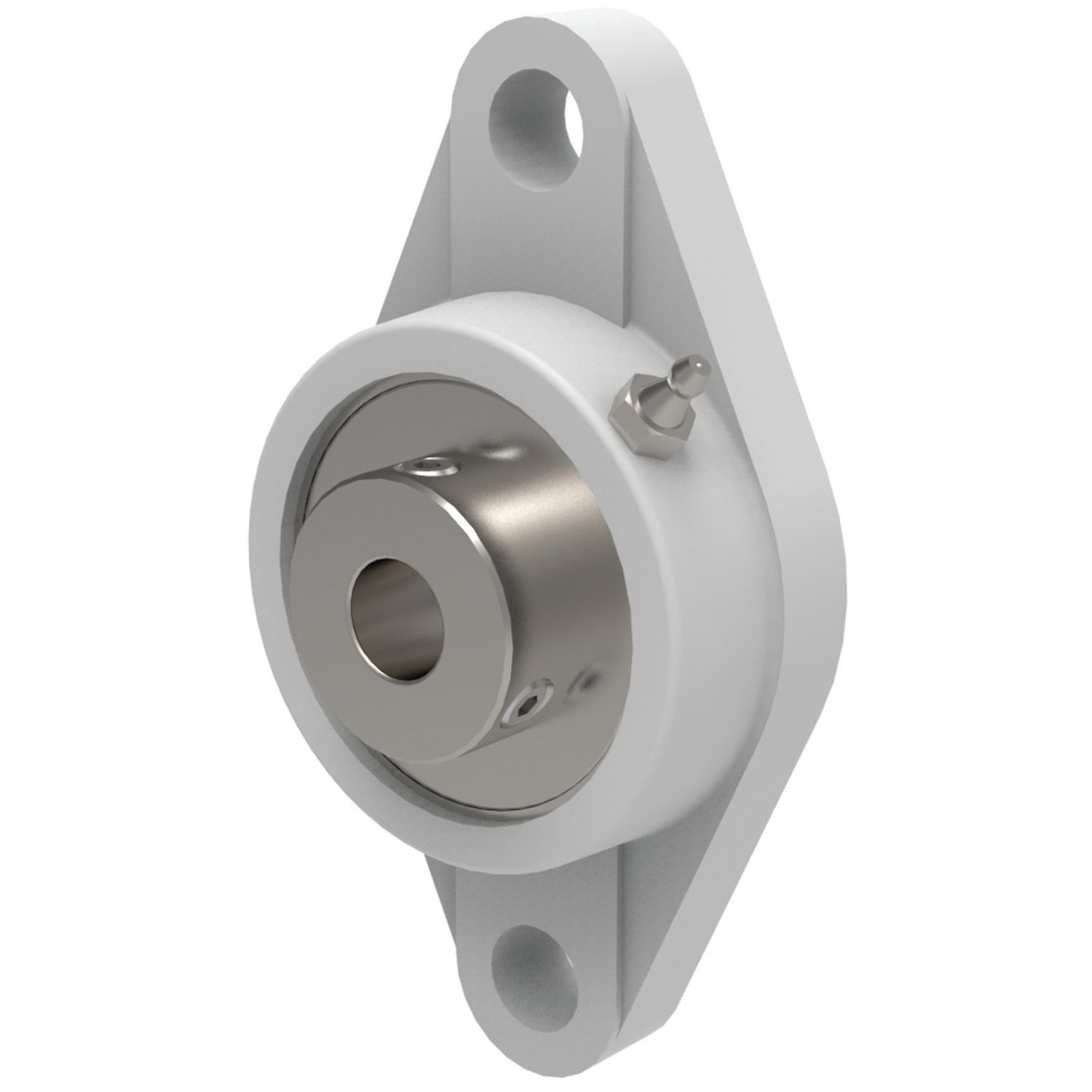 L1878 - Thermoplastic Oval Flanged Unit