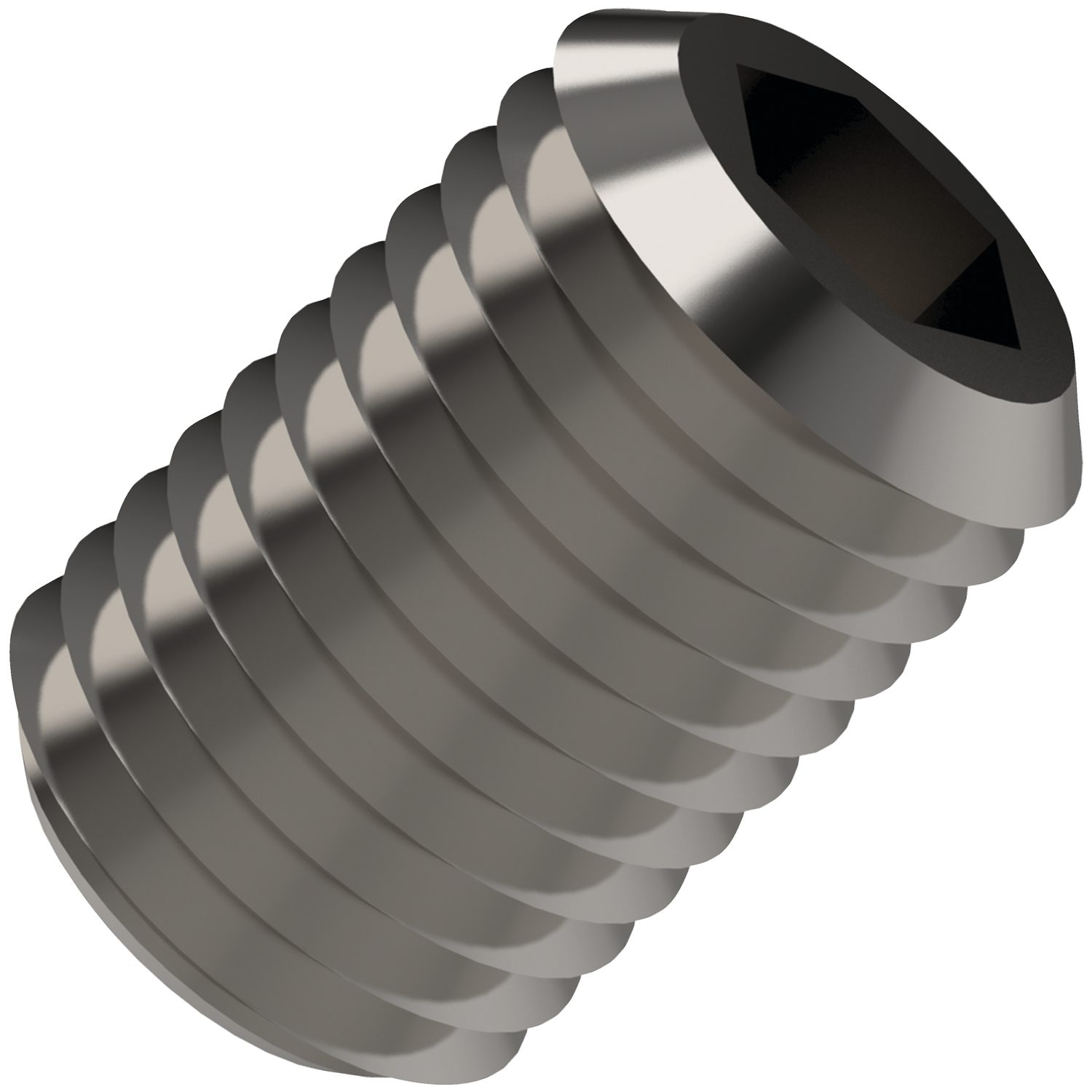 P0272 - Socket Set Screws Flat Point