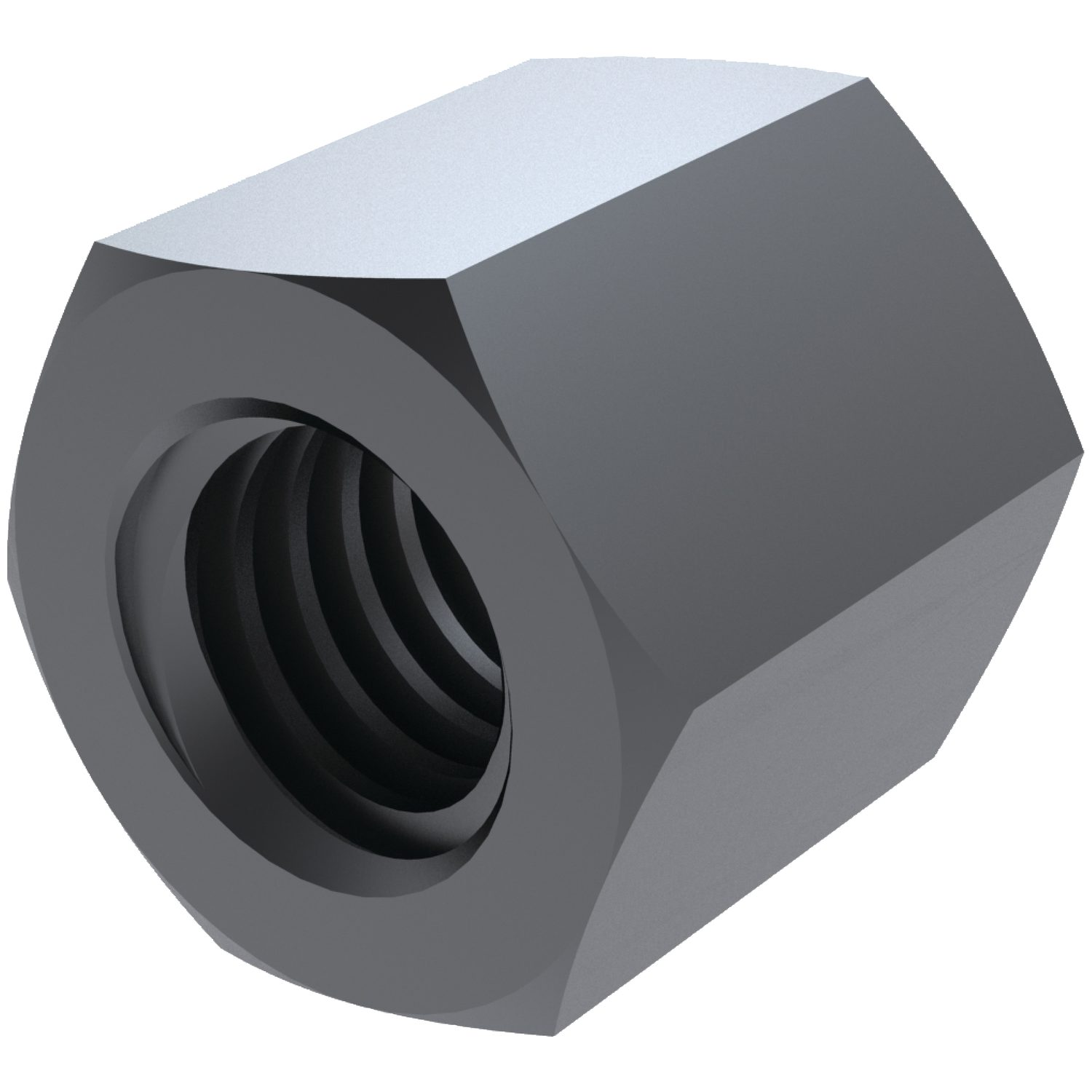 Product L1338, Hexagon Steel Nuts  /