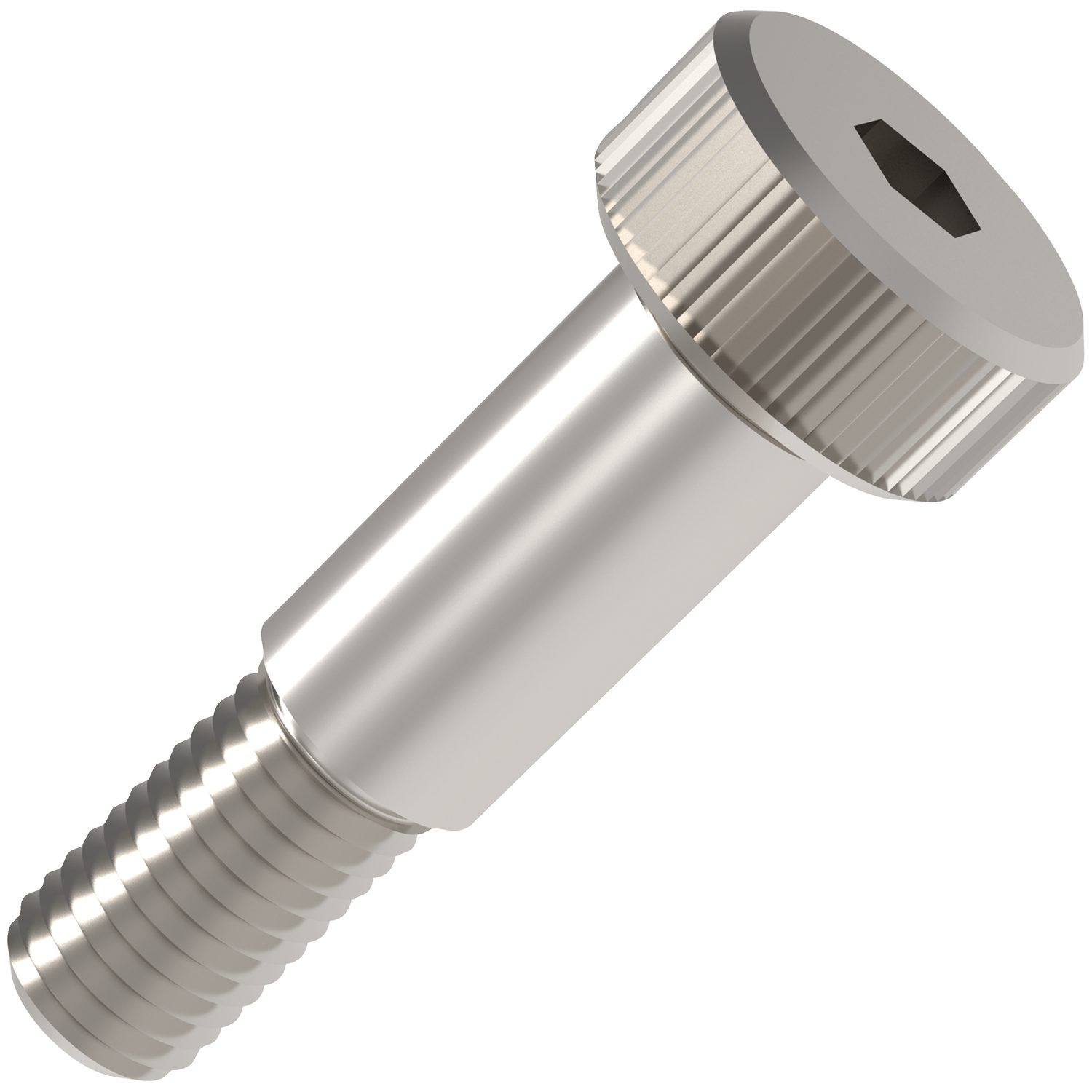 Product P0137, Shoulder Screws - Hex. Socket Head Large sizes A2 stainless /