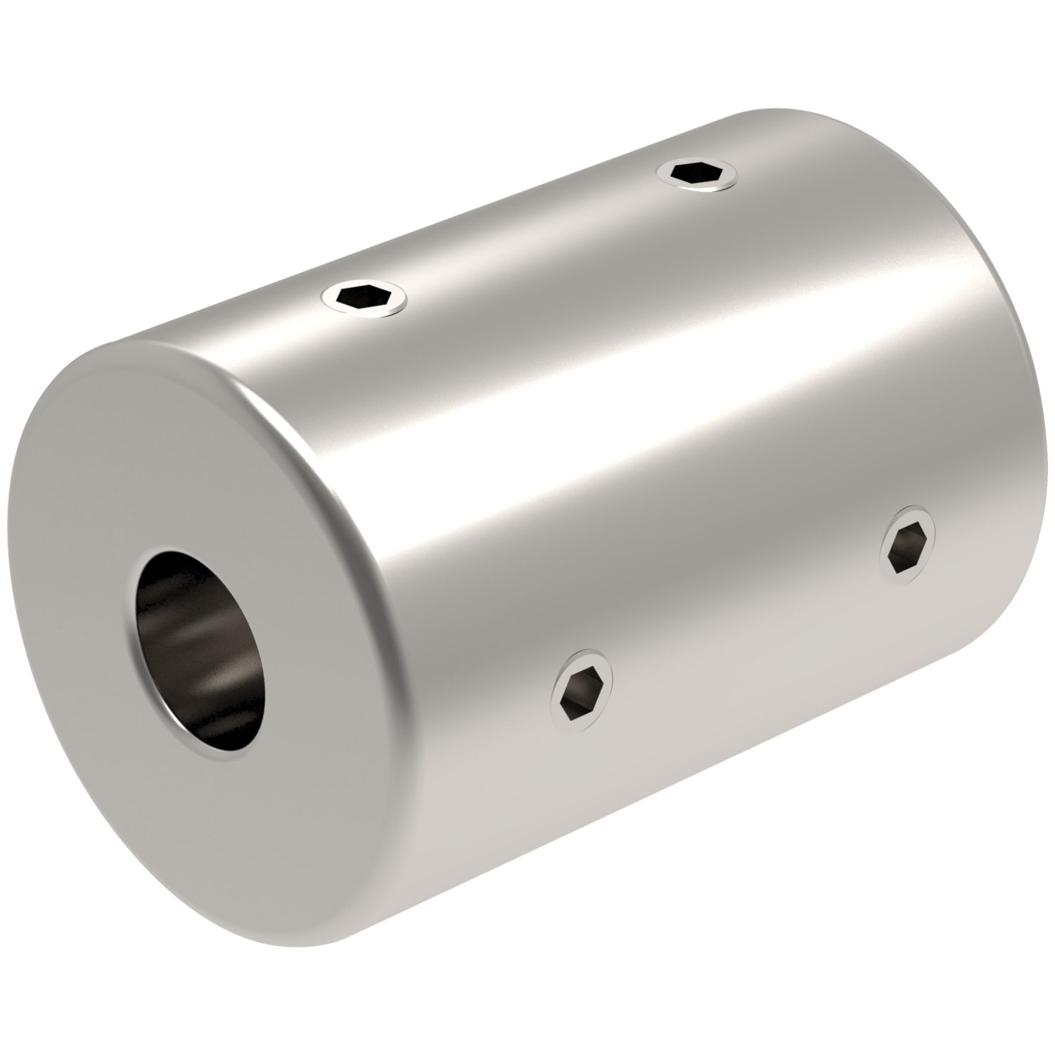 R3209 - Rigid Shaft Coupling - One Piece