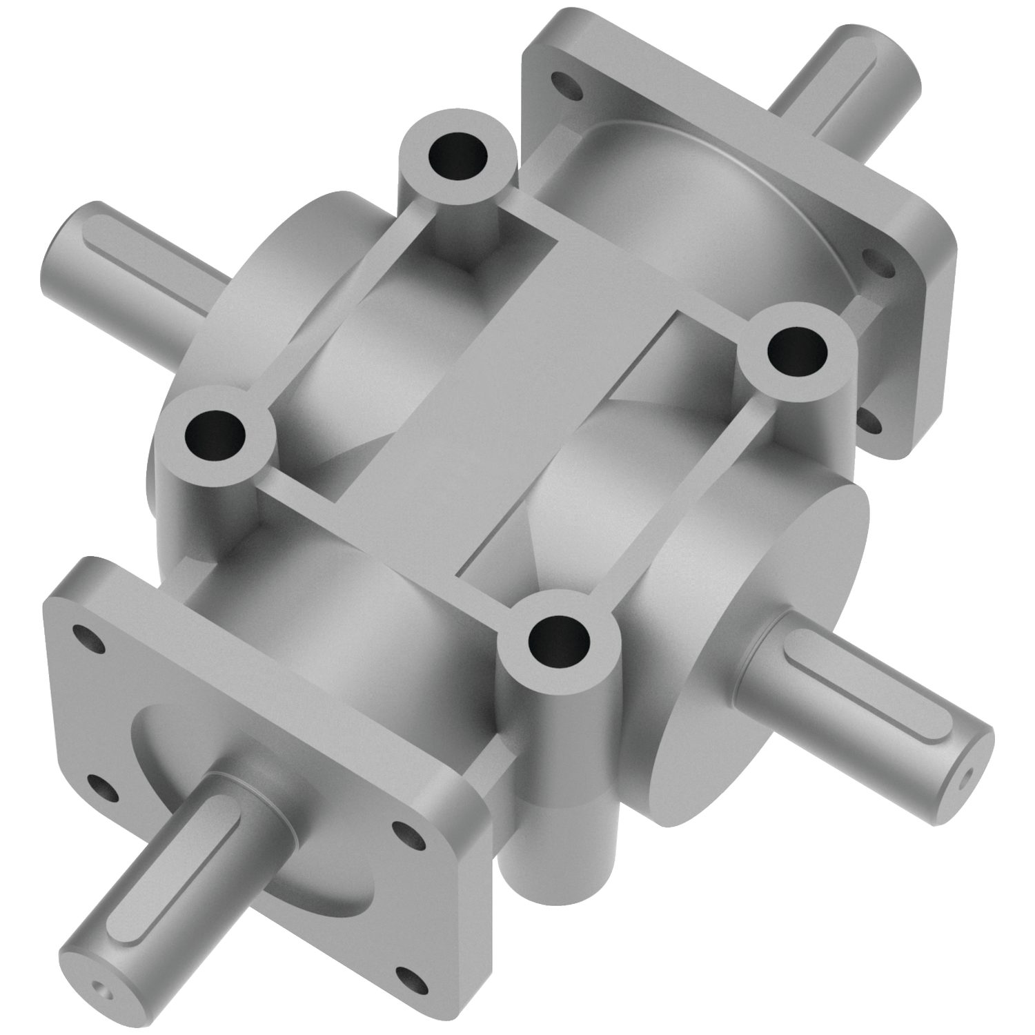 R2342 - Right Angle Drives - 4 Shafts