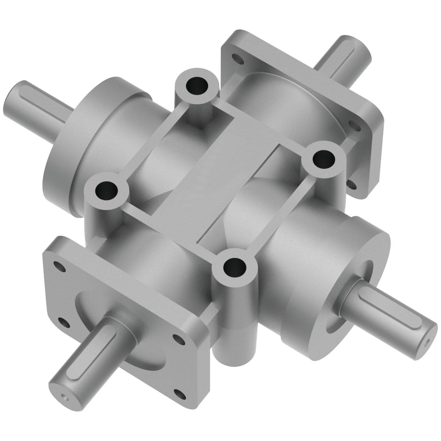 R2345 - Right Angle Drives - 4 Shafts