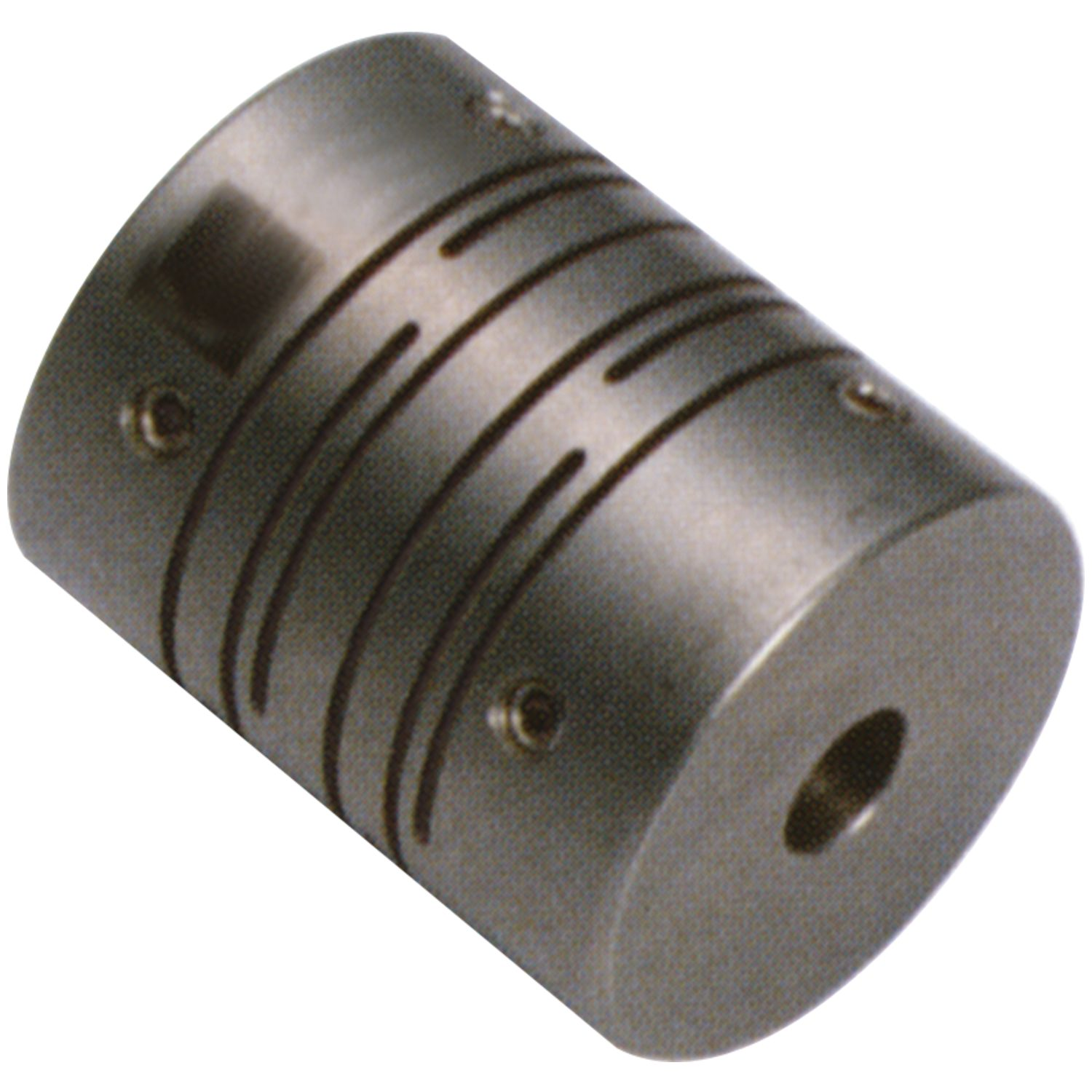 R3002.1 - Spiral Beam Coupling - Stainless Steel