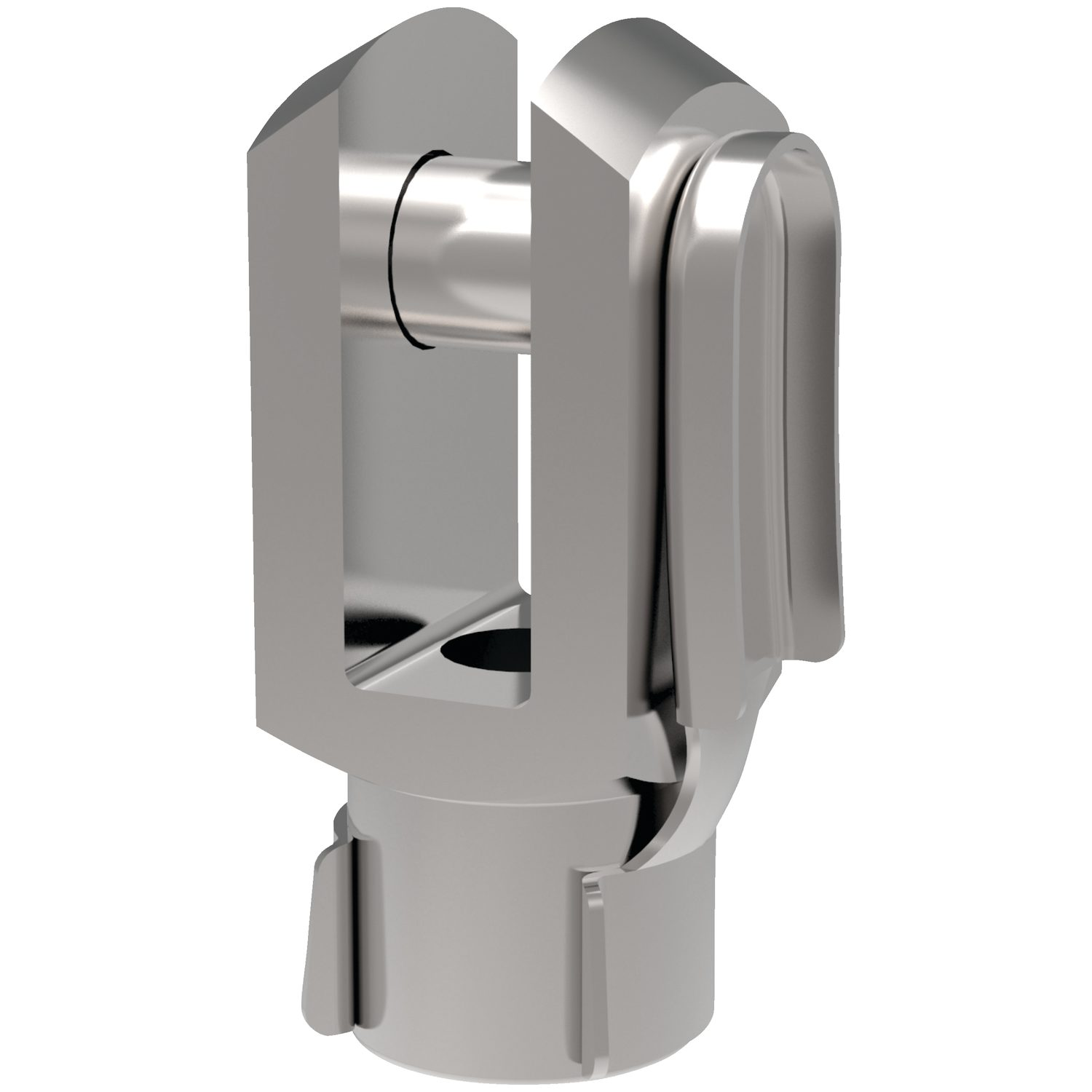 R3387 - Steel Clevis Joints with Retention Clips