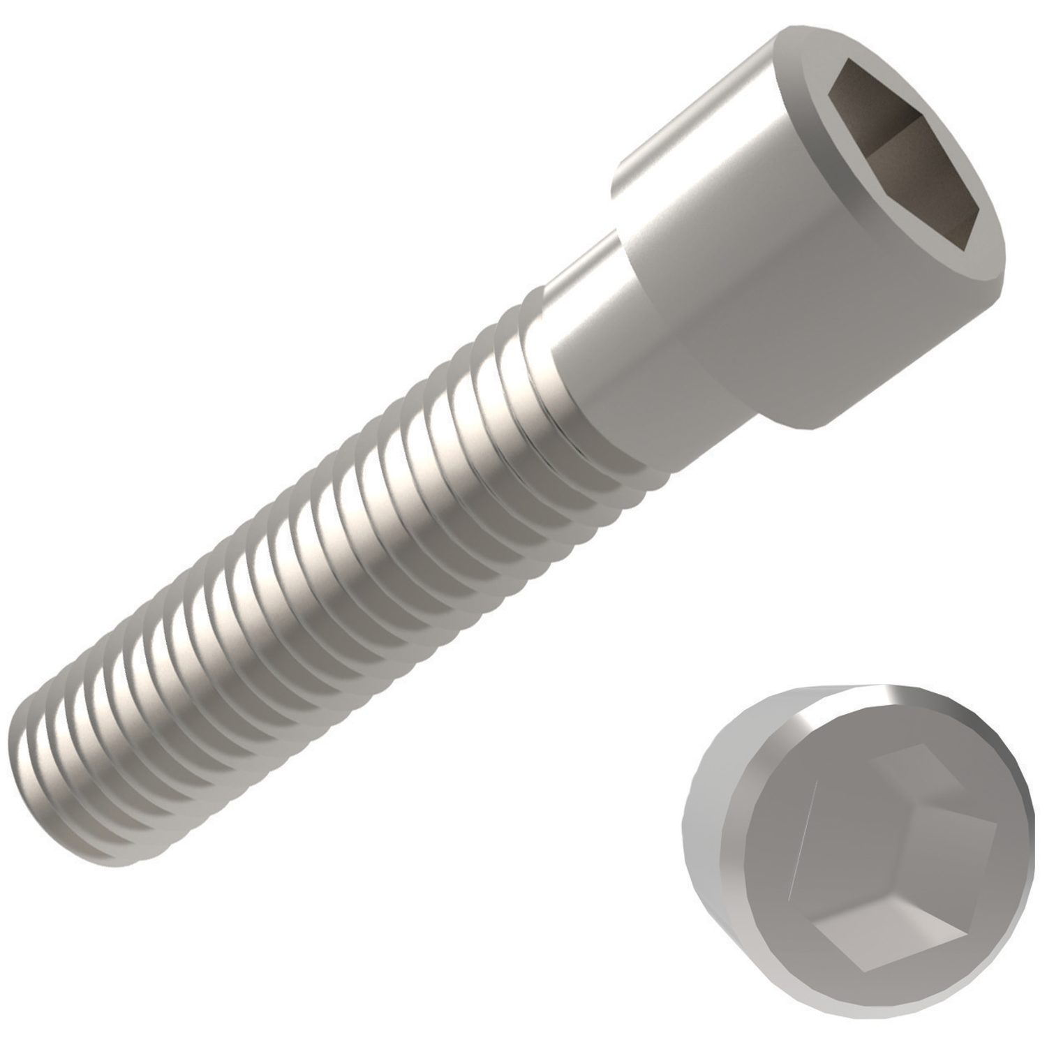 P0200.ZP - Socket Cap Screws