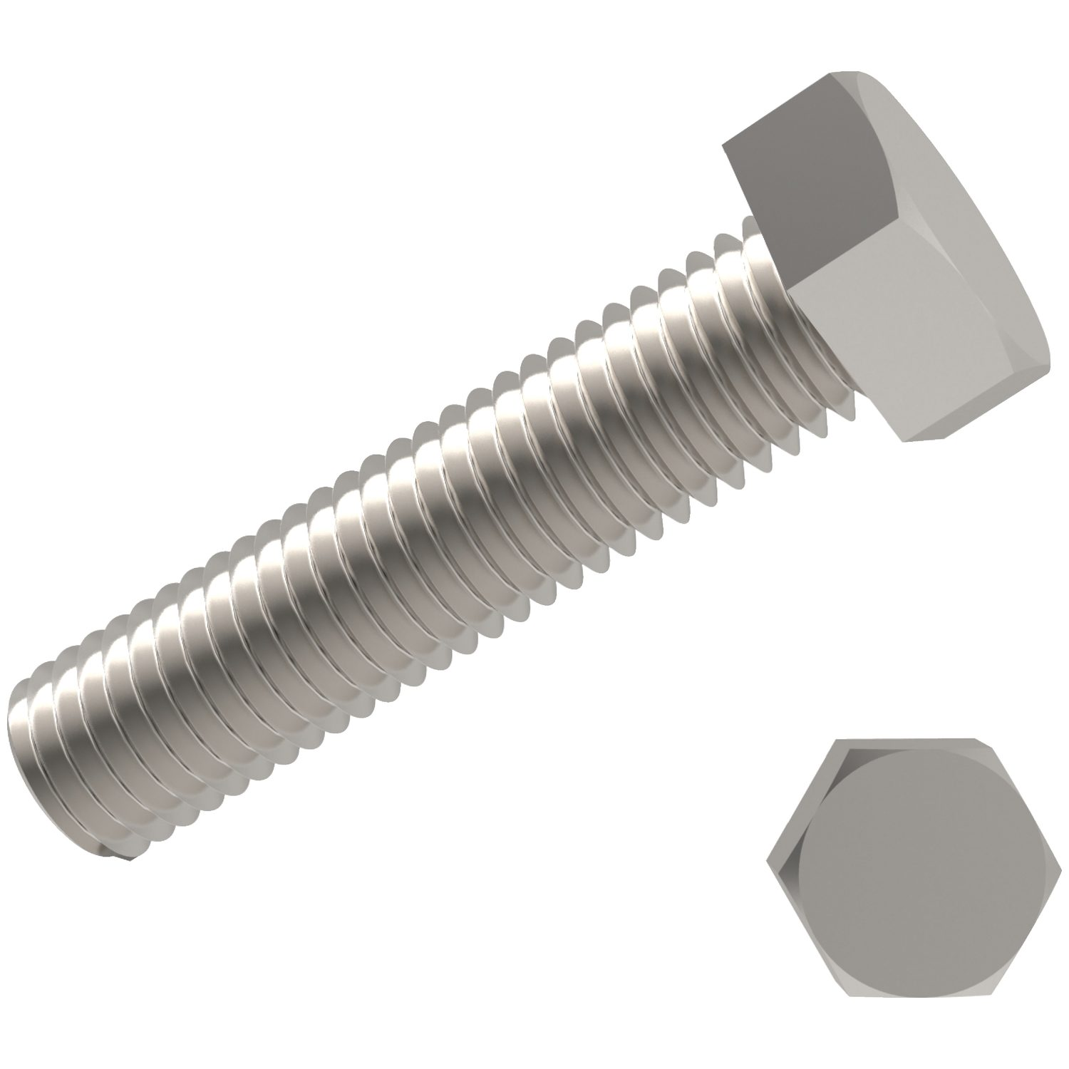 P0260.ZP - Hexagon Head Set Screws