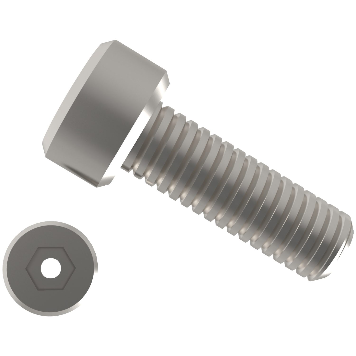 Vented Screws