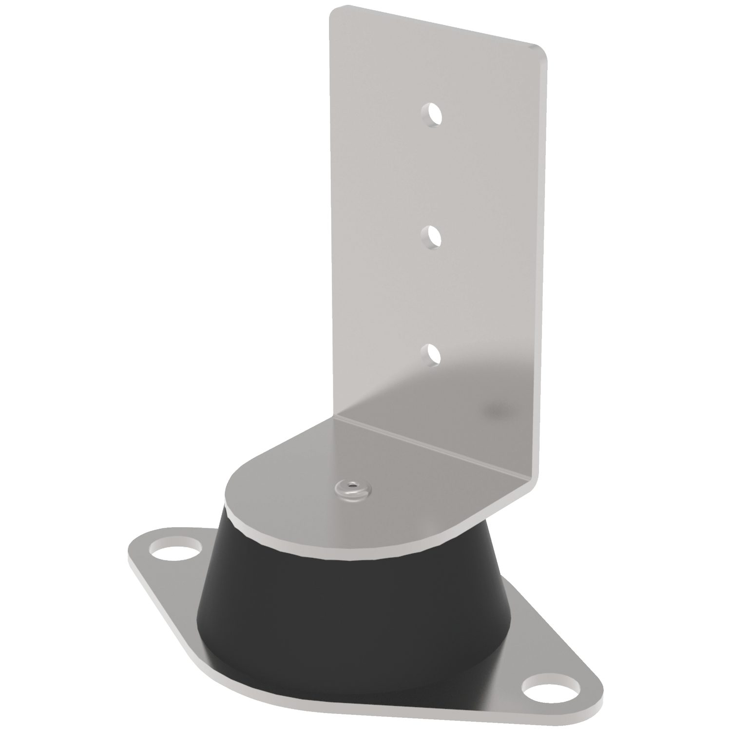 P2556 - Acoustic Wall Damper right angle fixing