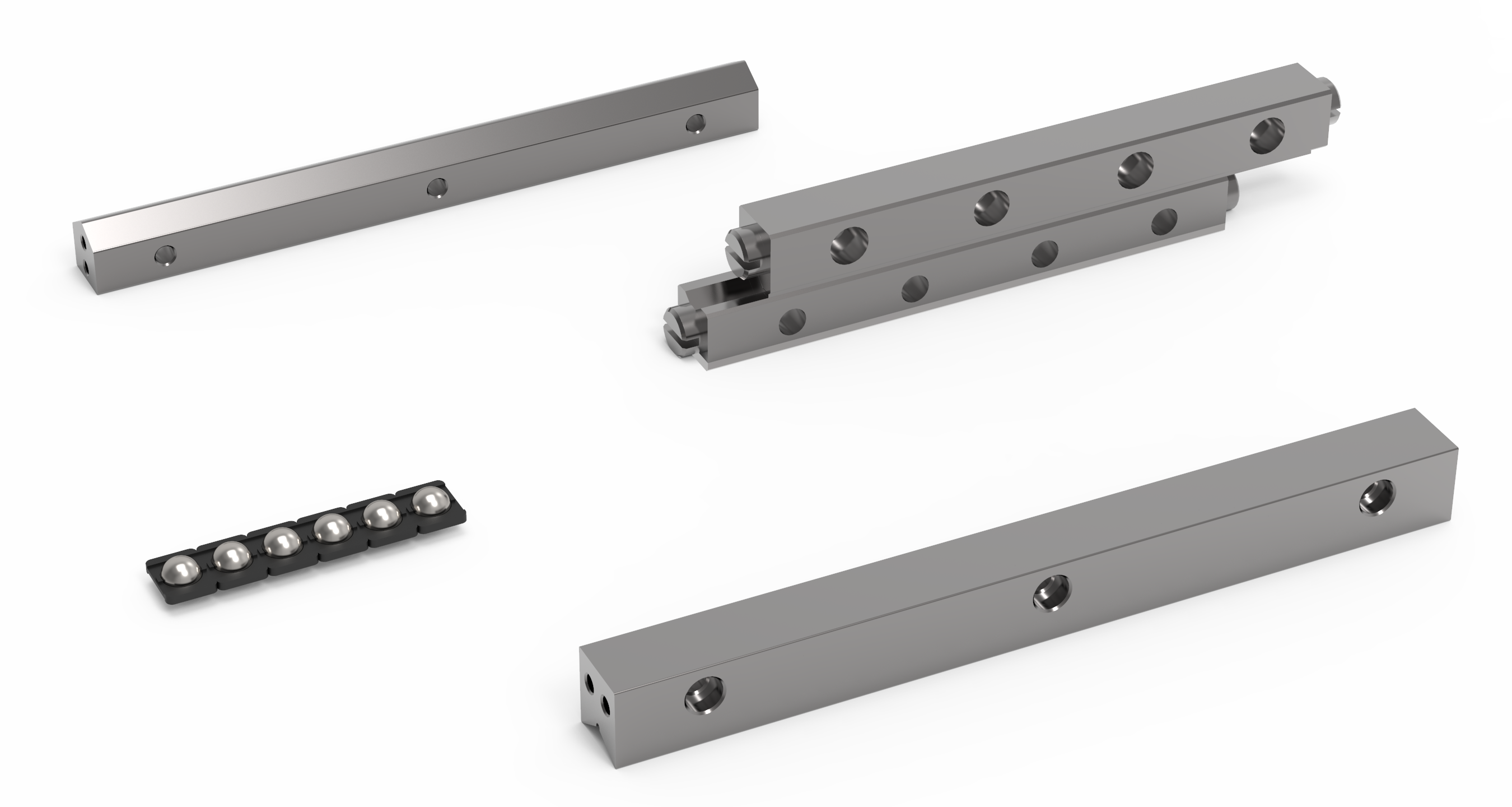 Linear Rail Sets