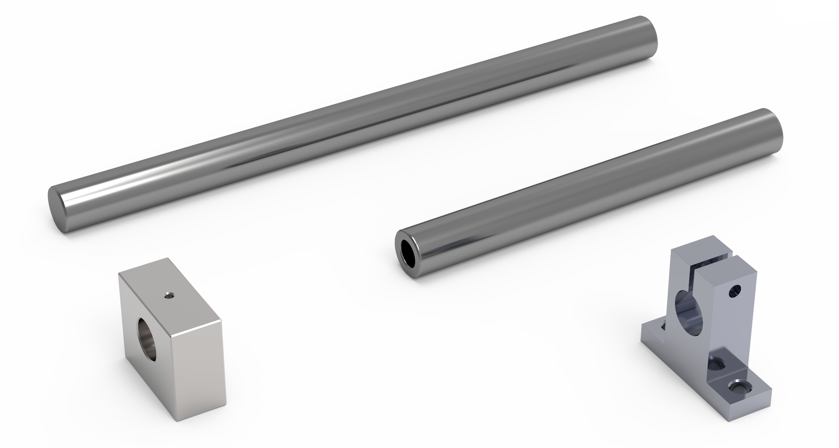 Linear Shaft Bars