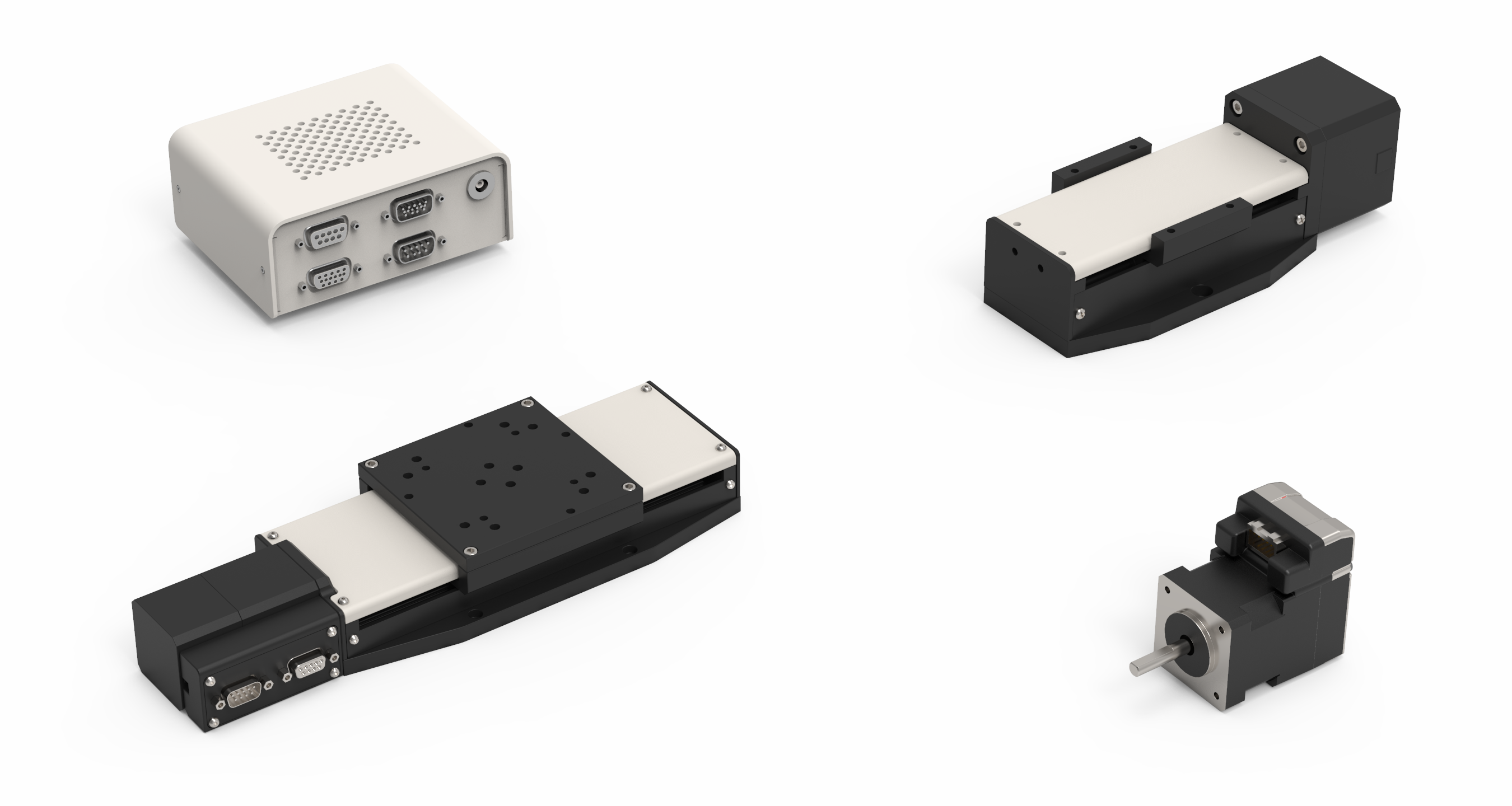 Motorised Linear Stages