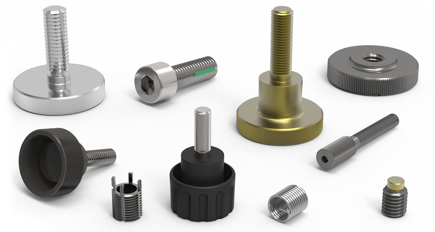 Thread Inserts & Specialist Screws