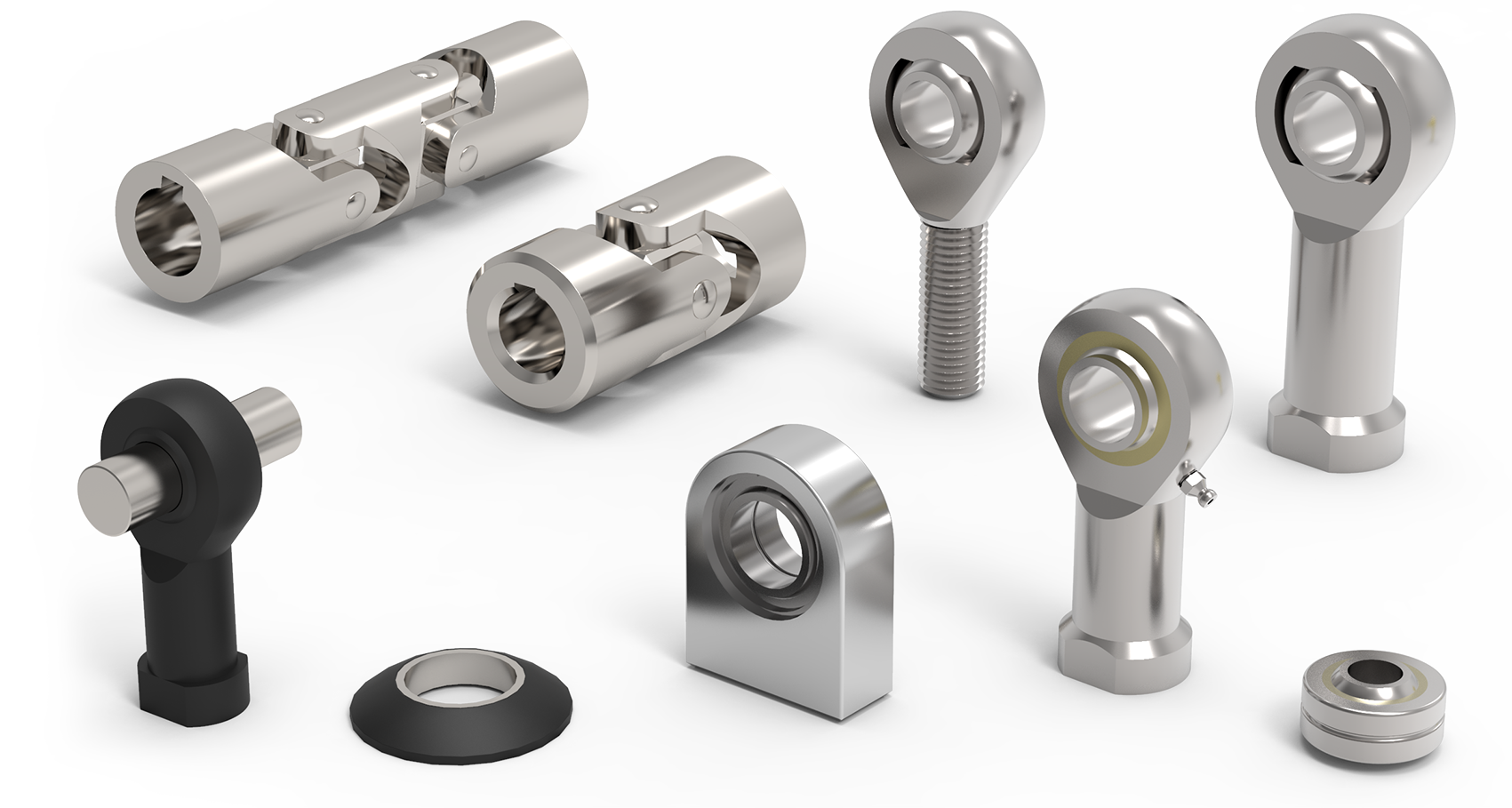 Universal Joints & Rod Ends